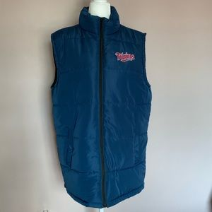 ⚾️ MN Twins 2019 Opening Day puffer vest